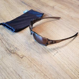 Oakley Fives 3.0 Brown Smoke w/Dark Bronze